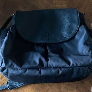 Excellent used condition Tory Burch diaper bag